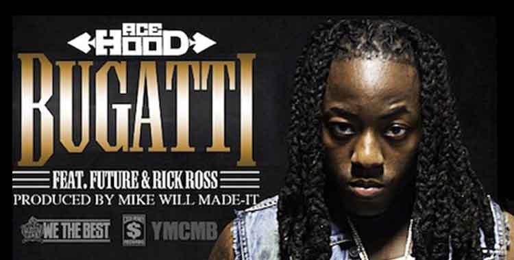 Ace Hood – Bugatti feat Future & Rick Ross (Clip)