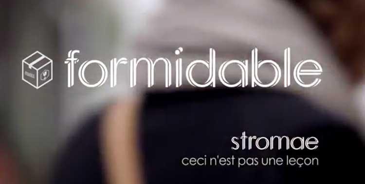 Stromae – Formidable (clip)